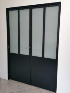 Porte Atelier1/4